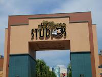 Disney Hollywood Studio sign