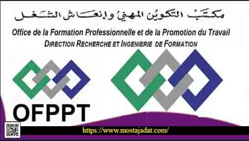 Concours OFPPT (256 Postes)