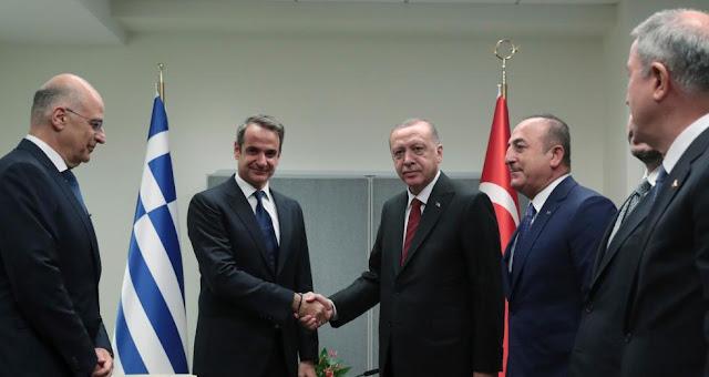 Τα «παράξενα» της κυβέρνησης Μητσοτάκη στα ελληνοτουρκικά