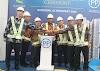 PT Indostar Perdana Menggelar Ceremonial Groundbreaking Apartemen Allegria Bandung