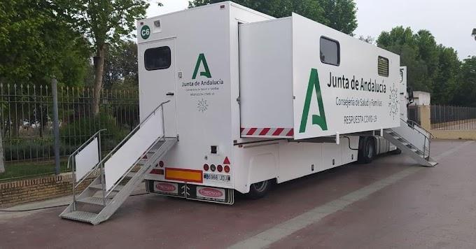 La Junta realizará un cribado masivo en Castilleja del Campo este miércoles