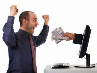 Berbagai Cara mendapatkan uang Melalui Internet