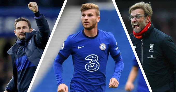 Liverpool boss Klopp was 'very interested' on signing Werner but striker chose Chelsea instead