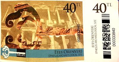 Pagamos 40 liras turcas por pessoa para entrar