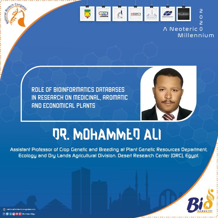 Dr. Mohammed Ali