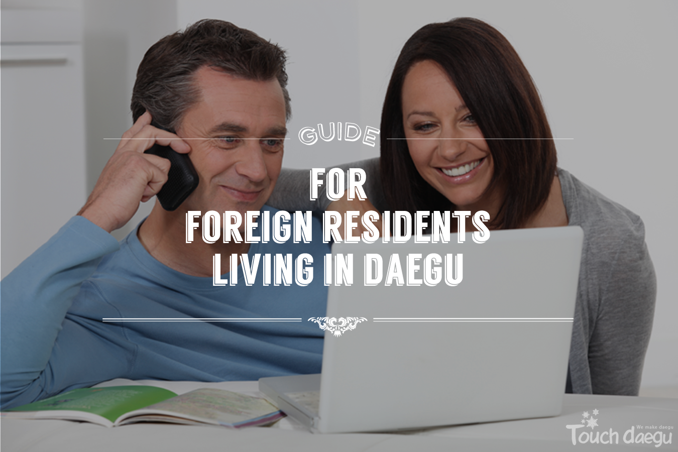 Useful information for foreign residents in Daegu