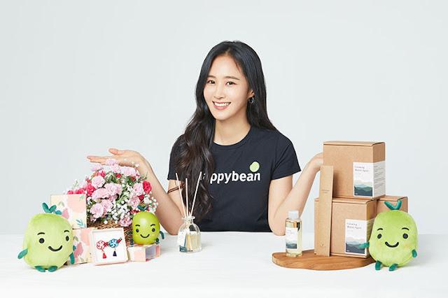 SNSD Yuri Happy Bean