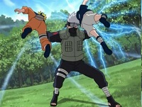 Naruto Ova 03 – Batalhem Finalmente! Jounin contra Genin