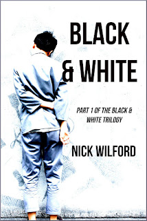 Meet Nick Wilford, author of Black & White, in this Debut Author Spotlight