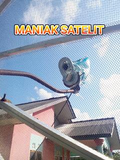 Cara Tracking Satelit NSS 12 Secara Cepat