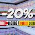 18 días de 20% de descuento en tiendas Panini Point de Mexicómics
