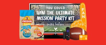 Big Game Bigger Flavor Sweepstakes