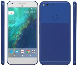 Harga Dan Spesifikasi Google Pixel XL 32 GB/4 GB