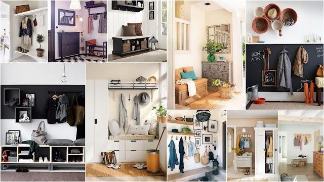 25 Όμορφες αλλά και πρακτικές διαμορφώσεις για την Είσοδο του σπιτιού