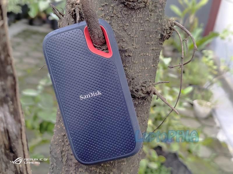 Review Sandisk Extreme Portable SSD 1TB: Tangguh dengan Performa Tinggi