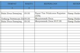 Cara Buat Undangan di Excel Dengan Rumus Vlookup