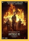 article 15 ayushman Khurana upcoming movie, review, cast, release date.