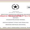 Standar Pelayanan Minimal (SPM) PP No 2 tahun 2018