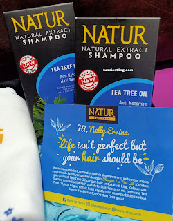 natur shampoo tea tree oil