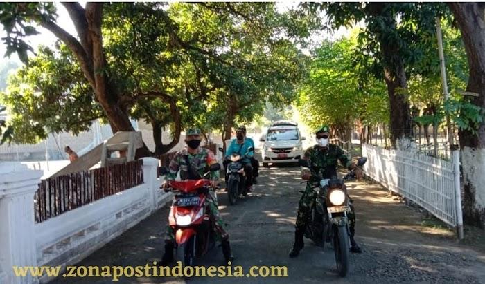 Pemerintah Desa Duwet Kecamatan Panarukan Kabupaten Situbondo, Lakukan Penyemprotan Cairan Disinfektan