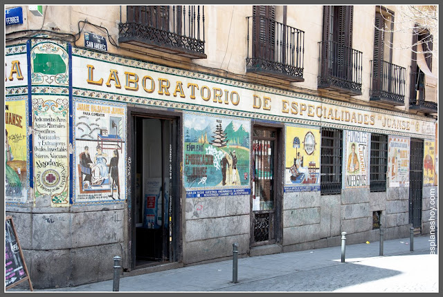 Malasaña Madrid