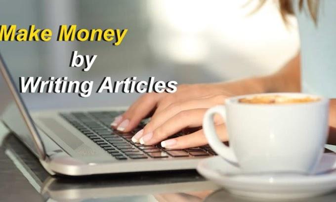 اجعل كسبك ممكن عن طريق كتابة المقالات