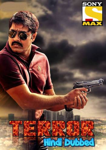 Terror 2017 Hindi Dubbed 480p HDRip 350mb