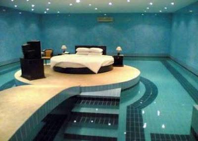 Cool Giler Bedroom Ni Lepas Bangun Tido Empunya Bilik Ley Terus Terjun Dalam Kolam Mandi