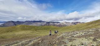 Parque Nacional Skaftafell. Ruta S3.
