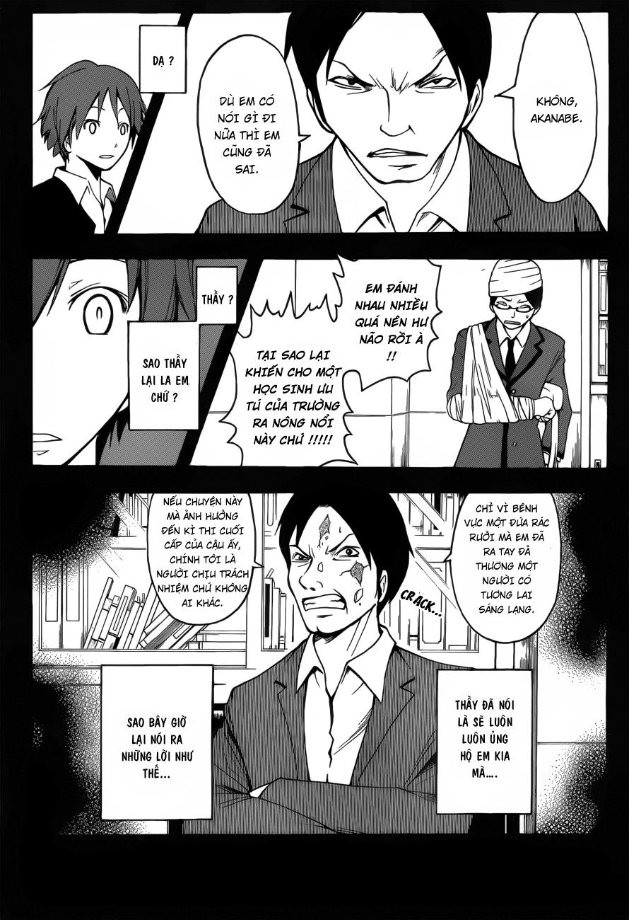 Ansatsu Kyoushitsu chap 6 trang 13
