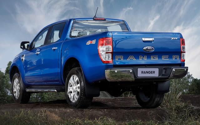 Novo Ford Ranger 2020 XLT