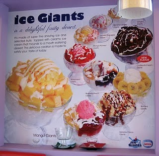JP Travel and Tours: Ice Giants in Davao