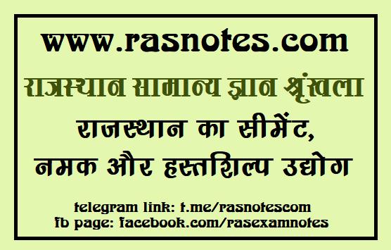 Rajasthan Special GK Weekly May 2020 (10-16 May) in hindi pdf