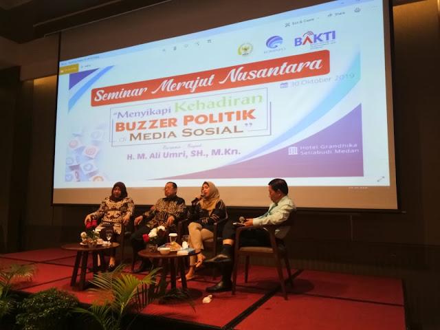Sikapi Buzzer, BAKTI Sarankan Penggunaan Internet Untuk Promosikan Wisata