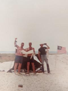 George O. Carlson, Harry Denney, Tommy Edwards, Long Island Sound, 1970s