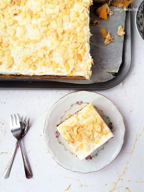 Ciasto Arkadia bez pieczenia przepis