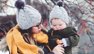 सर्दियों में छोटे बच्चों की सुरक्षा करना