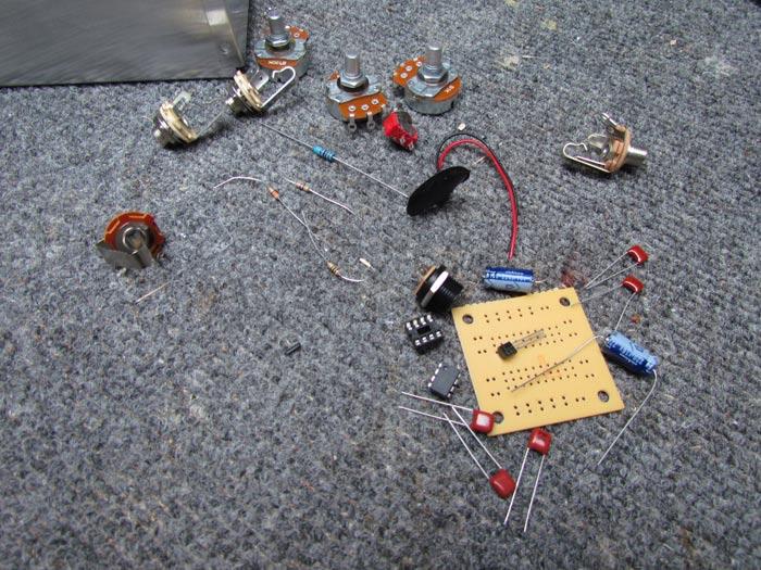 Backward When Alarmed Noisy Cricket Mk Ii Amplifier Build Take One