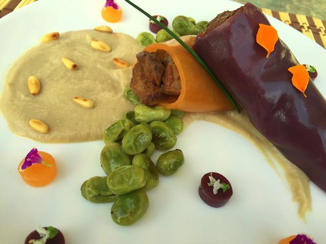 La cocina de la silbi canelon de zanahoria y vino tinto for Cocinar zanahorias