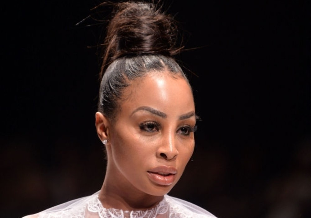 Media Personality Khanyi Mbau Is Looking For A Husband!