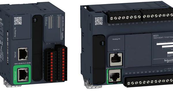Automatización Industrial: Schneider Electric Modicon M221