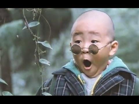 Comedy Movies: Shaolin kid Full Kungfu Movie With English