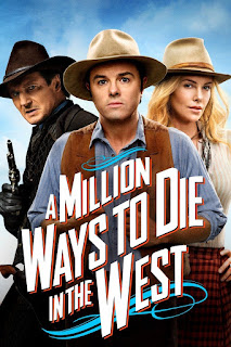 A Million Ways to Die in the West 2014 Dual Audio ORG BluRay
