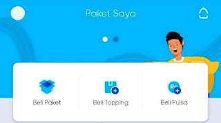 Cara Isi Pulsa dan Paket Internet By U Telkomsel Terlengkap