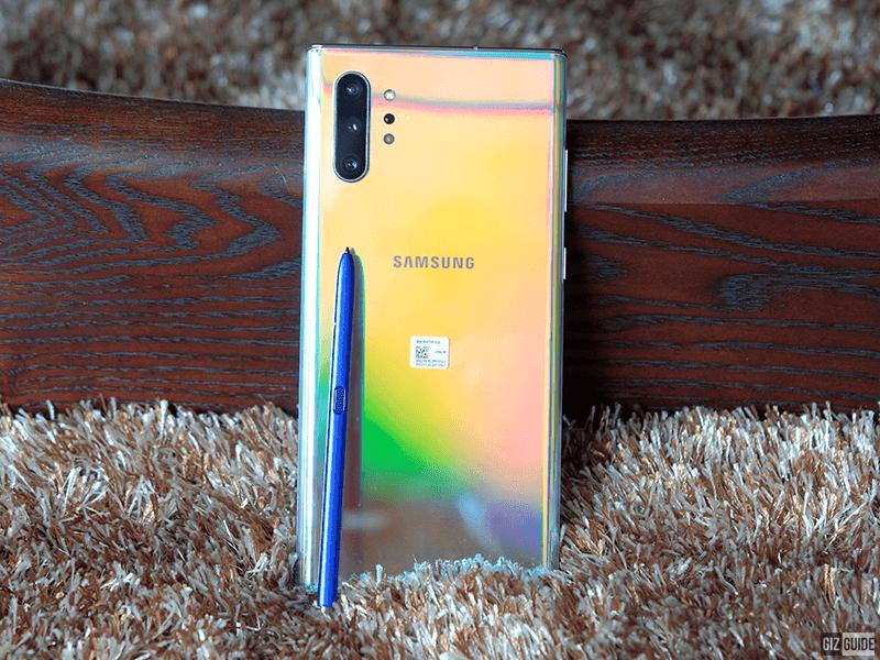 Samsung Galaxy Note10+ Benchmark Scores