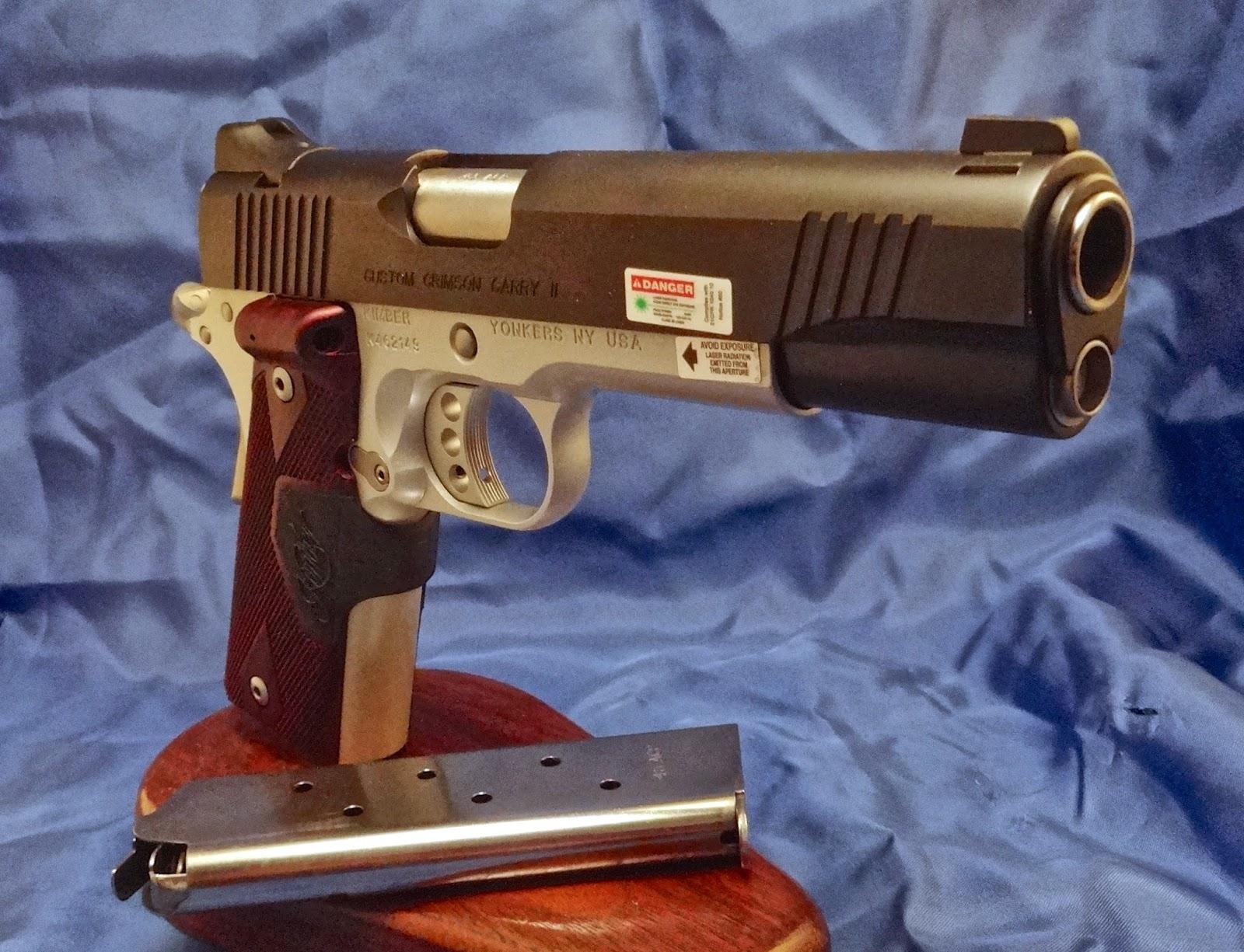 Average Joe S Handgun Reviews Kimber Crimson Carry 1911s