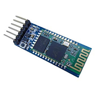 Setting bluetooth HC-05 arduino