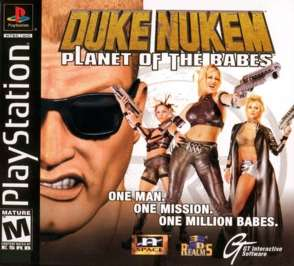 Free Download Duke Nukem Land Of Babe Games PSX ISO Untuk Komputer Full Version ZGASPC