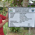 Pengelolaan ADD Desa Alur Baung - Atam Diduga Tidak Transparan dan Korup, LAKI Cuatkan Satu Kegiatan 'Tak Becus' TA 2019