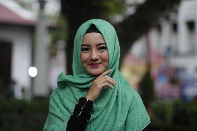 kata kata promosi hijab dan gamis